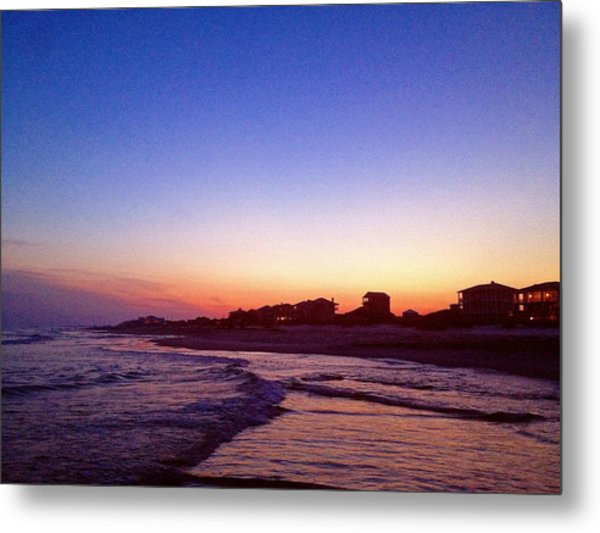 Southern Waters IIi Metal Print