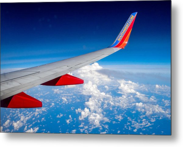 Southwest Metal Print