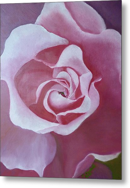 Spanish Beauty 2 Metal Print