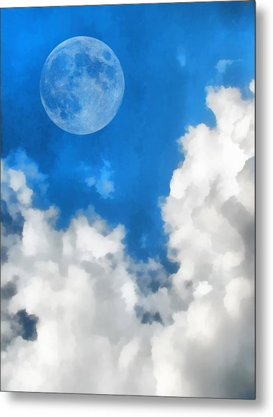 Speak To The Sky Metal Print