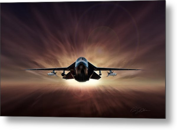 Special Delivery F-111 Metal Print