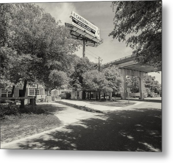 Spencer Farlow Drive Image Art Metal Print