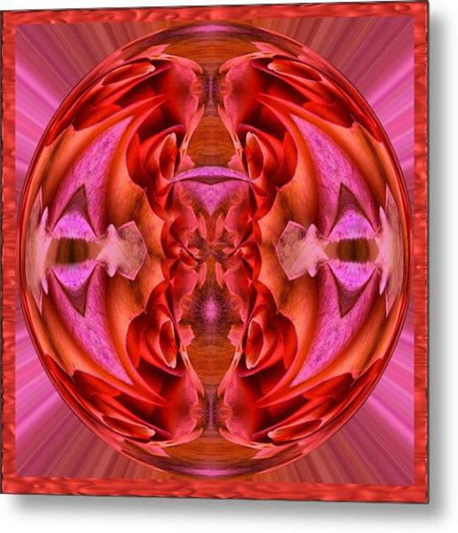 Spherical Art No 12 Metal Print