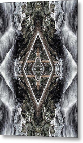 Spirit Gathering Metal Print