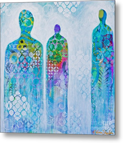Spirit Guides 05 Metal Print