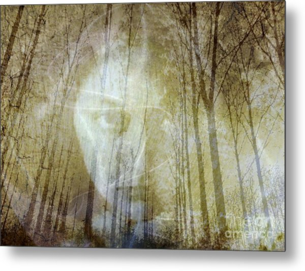 Spirit Of The Forest Metal Print