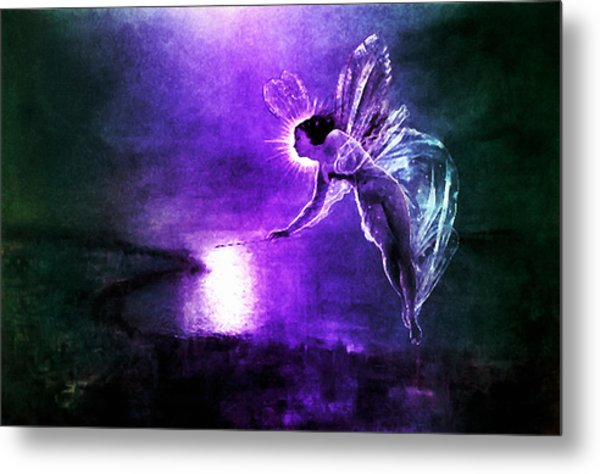 Spirit Of The Night Metal Print