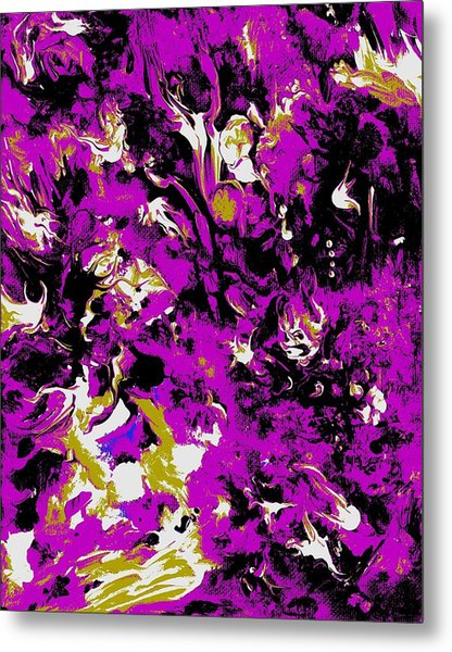 Spirit Splash Metal Print