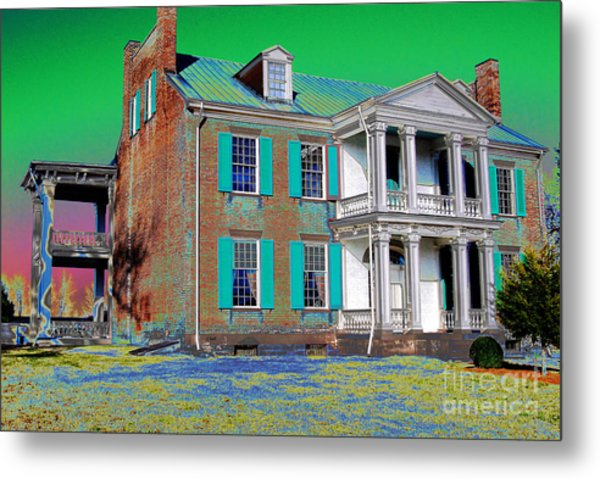 Spirits Of The Civil War Metal Print by Francine Hall
