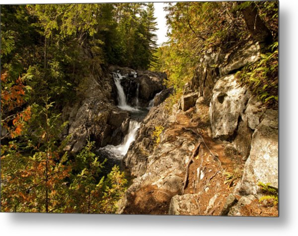 Split Rock Falls  Metal Print