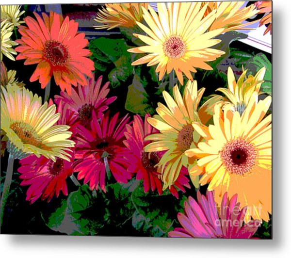 Spring 13 Metal Print by Shirley Sparks