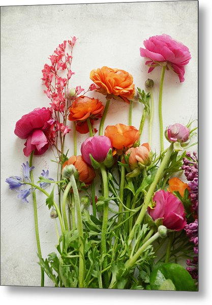 Spring Joy Metal Print by Lupen  Grainne