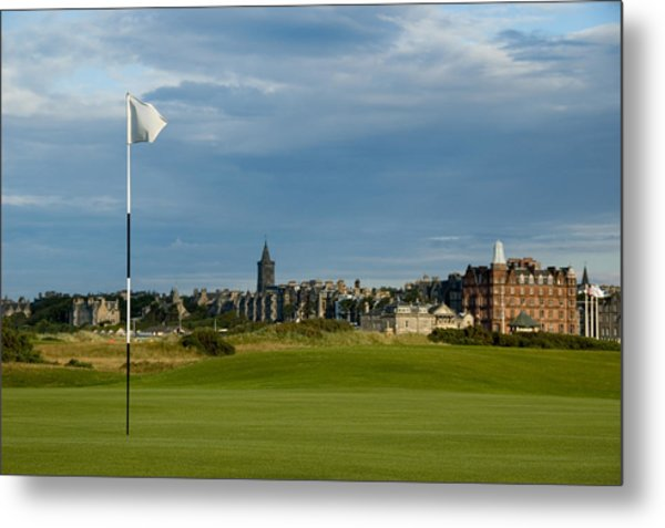 St Andrews Golf Metal Print