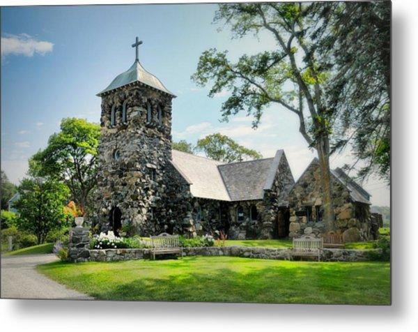 St. Ann's Episcopal Church Metal Print