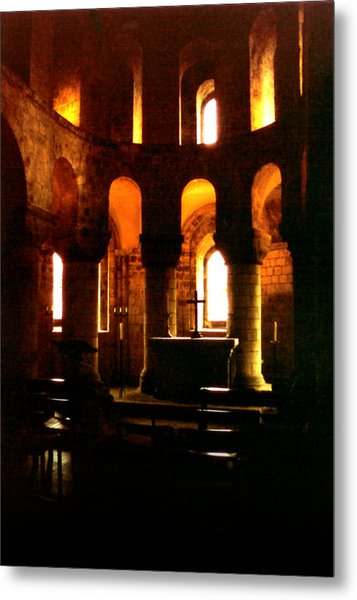 St. John's Chapel In The Tower Of London Metal Print