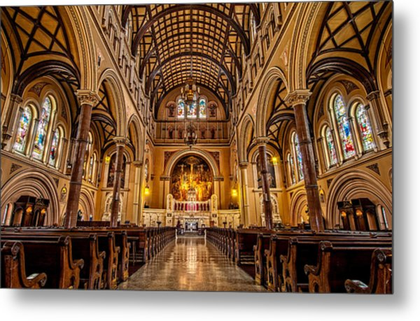 St. Joseph Church Metal Print
