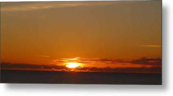 St. Lucia - Sunset Metal Print