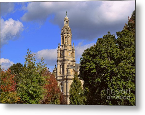 St Mary's Immaculate Conception Church Metal Print