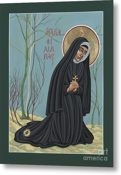 St. Philippine Duchesne 259 Metal Print