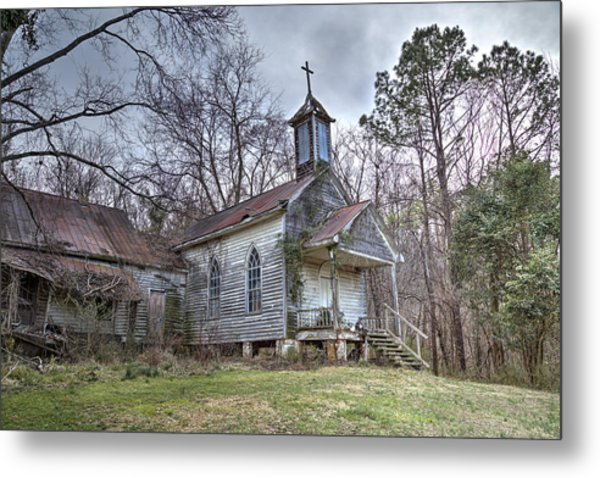 St. Simon's Church Metal Print
