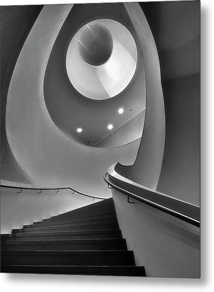 Stair Metal Print