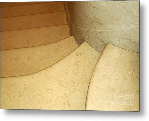 Stairs 3 Metal Print