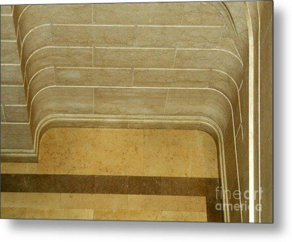 Stairs 7 Metal Print