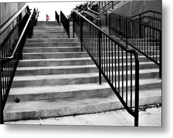 Stairway To Freedom Metal Print