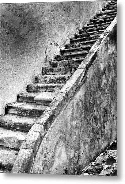 Stairway To Nowhere Metal Print