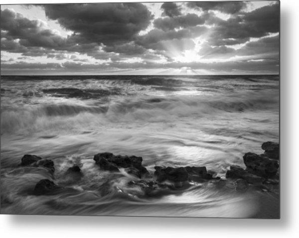 Stand So Much Closer Metal Print
