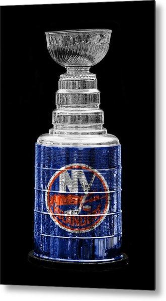 Stanley Cup 10 Metal Print