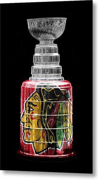 Stanley Cup 6 Metal Print
