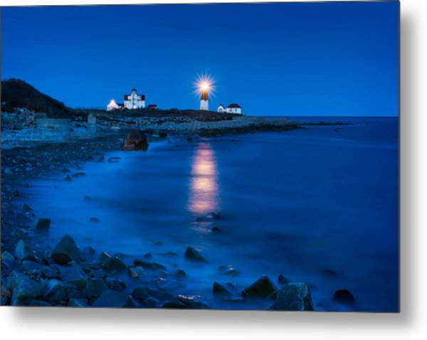 Star Beacon Metal Print