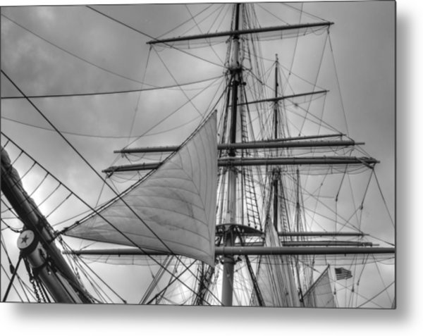 Star Of India 2 Metal Print