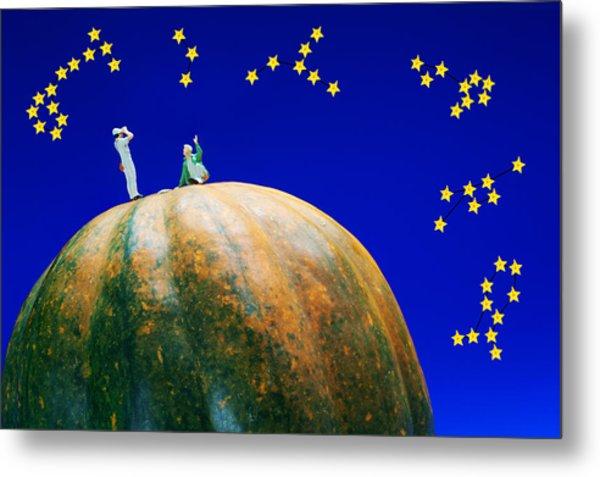 Constellation Taurus Metal Prints and Constellation Taurus Metal Art