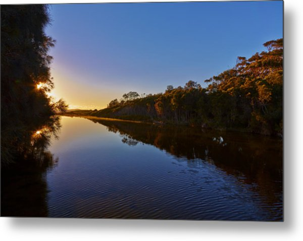 Start Of The Day Metal Print