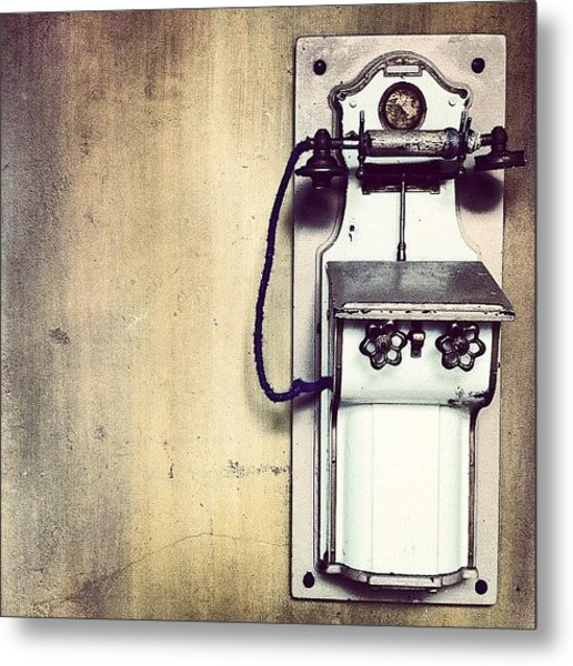 Steampunk Gypsyphone Metal Print