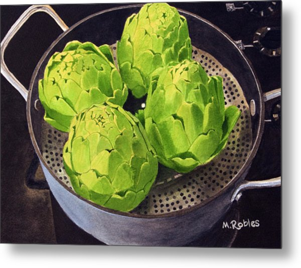 Still Life No. 6 Metal Print