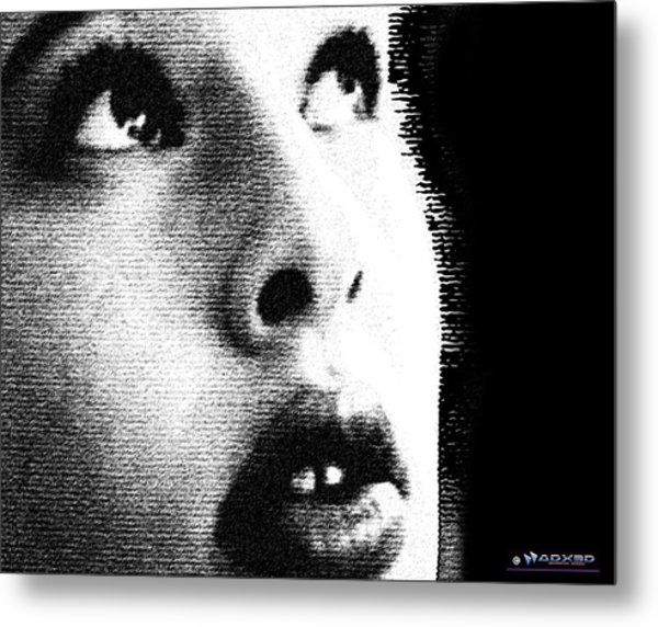 Still Looking Up Metal Print