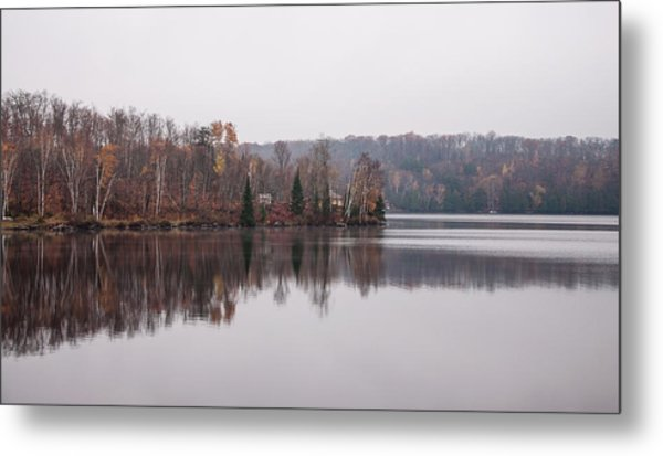 Stillness Of The Morning Metal Print