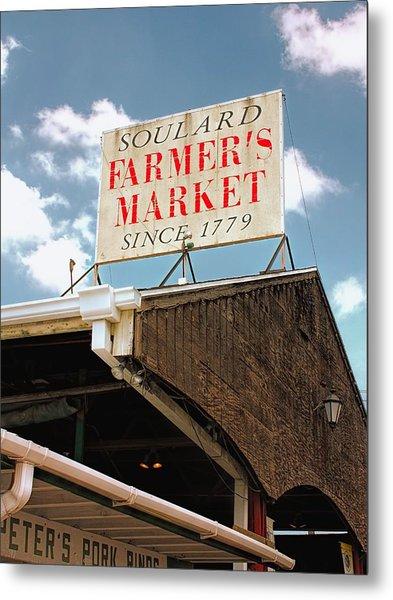 St.louis Market Metal Print