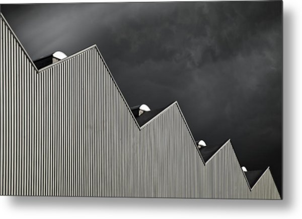 Stock-in-trade Metal Print