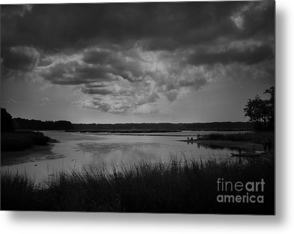 Stony Brook Bay Metal Print