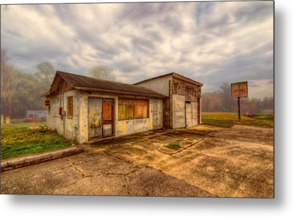 Store No More Metal Print