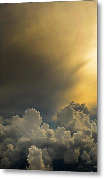 Storm Cloud Series No. 2 Metal Print