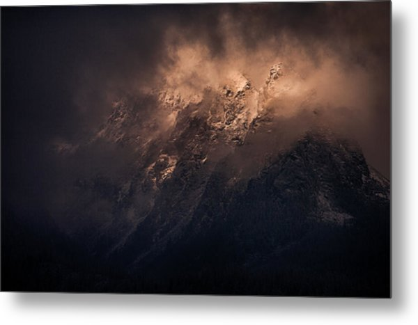 Storm Is Over Metal Print by Peter Svoboda, Mqep