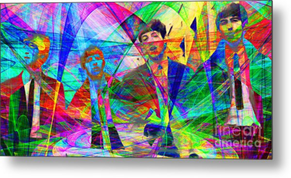 Strawberry Fields Forever 20130615 Metal Print