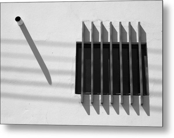 String Shadows - Selected Award - Fiap Metal Print