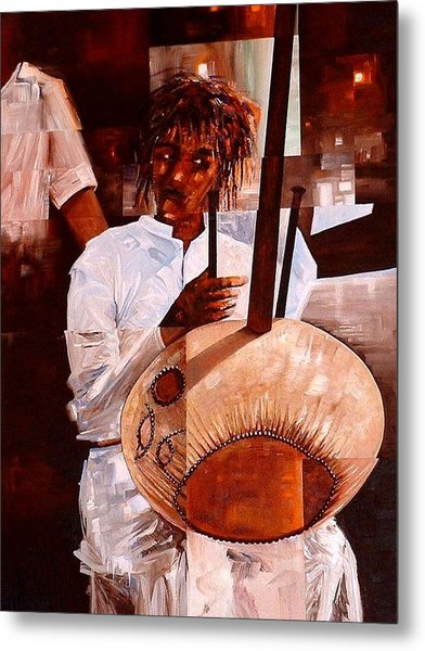 Strings Metal Print by Laurend Doumba