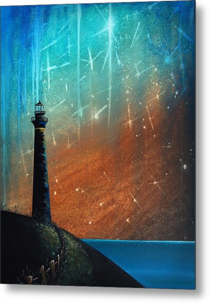 Such A Night As This Metal Print
